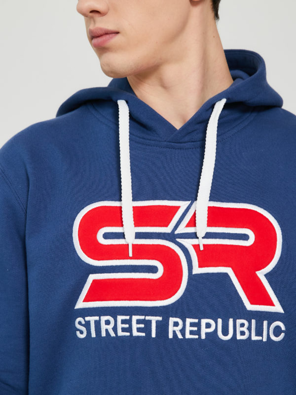 Худи мужское Street Republic